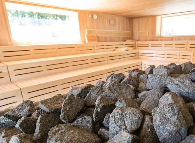 Saunawelt Finnische Sauna