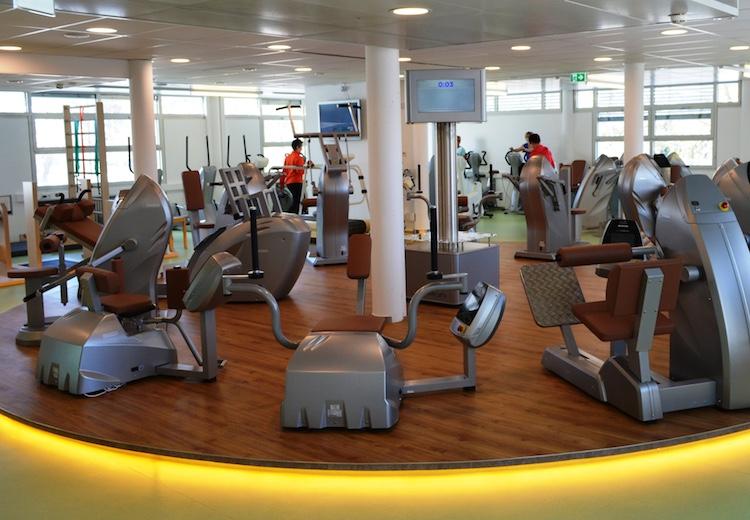 MTrain Medizinische Trainingstherapie Fitness Fitnessgeräte
