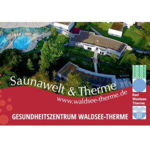 Saunawelt & Therme Gesundheitszentrum Waldsee-Therme