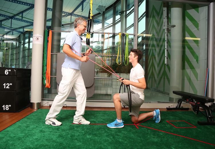 Sporttherapie Therapieangebote