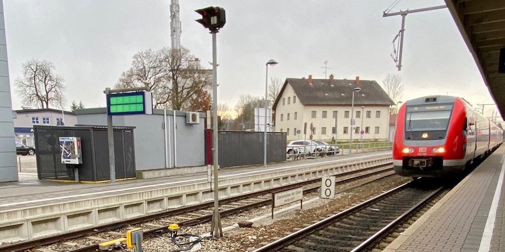 Anreise nach Bad Waldsee mit der Bahn