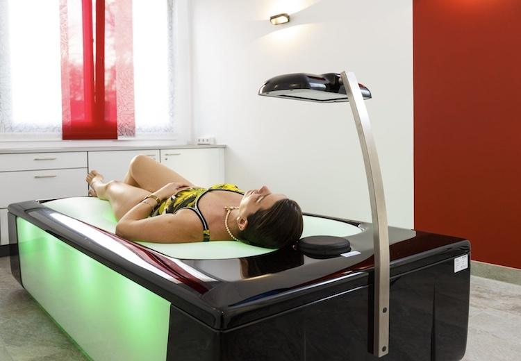 Aquajet - unsere Massage- und Wellnessangebote in der Waldsee-Therme