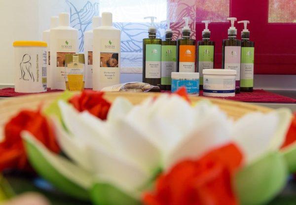 Aroma Body - unsere Massage- und Wellnessangebote in der Waldsee-Therme